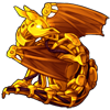 459-gold-mechanical-dragon.png