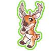 2352-fallow-deer-sticker.png