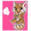 4172-magic-gingerbread-red-panda-sticker