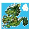 4182-magic-evergreen-gem-raptor-sticker.