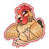 4352-sussex-buff-hen-sticker.png