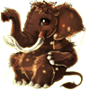5816-magical-woolly-mammoth-elephant-plu