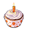 5978-little-orange-birthday-cupcake.png