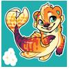 6128-magic-tropics-otter-sticker.png
