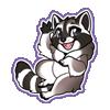 4358-natural-raccoon-sticker.png